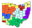 Ohio Districts